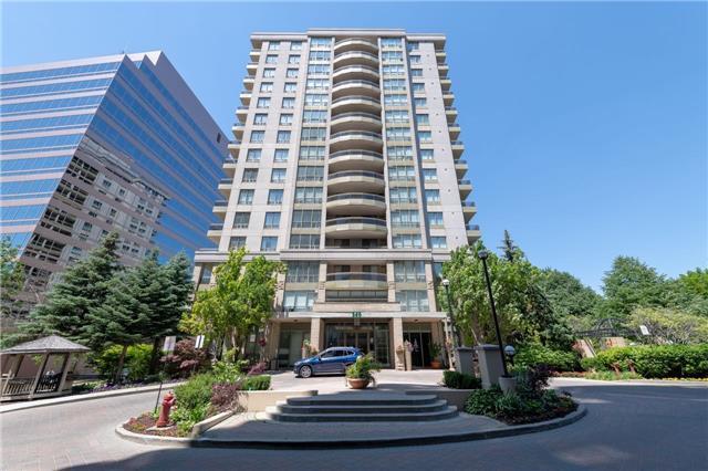 260 Doris Ave #1109, Toronto, ON M2N 6X9 (#C4198374) :: Team Nagpal, REMAX Hallmark Realty Ltd. Brokerage