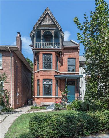 106 Shaftesbury Ave, Toronto, ON M4T 1A5 (#C4250201) :: RE/MAX Prime Properties