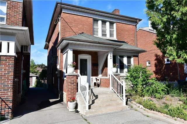 364 Lauder Ave, Toronto, ON M6E 3H8 (#C4251375) :: RE/MAX Prime Properties