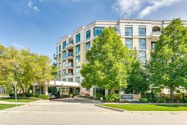 11 William Carson Cres #320, Toronto, ON M2P 2G1 (#C4252271) :: RE/MAX Prime Properties