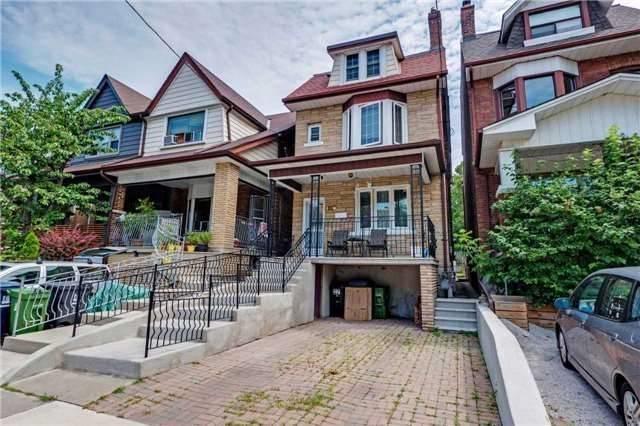27 Appleton Ave, Toronto, ON M6E 3A4 (#C4252550) :: RE/MAX Prime Properties