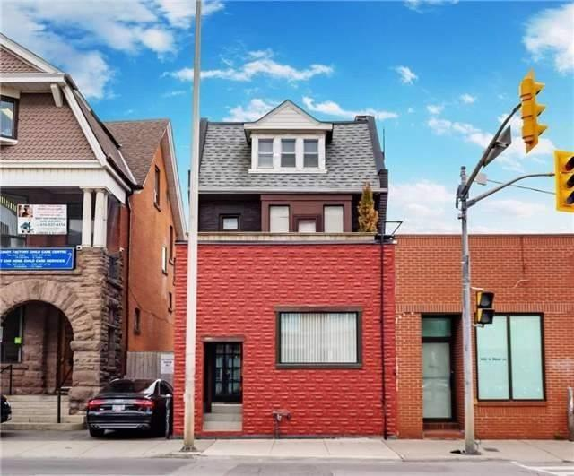 1413 W Bloor St, Toronto, ON M6P 3L4 (#C4376050) :: Jacky Man | Remax Ultimate Realty Inc.