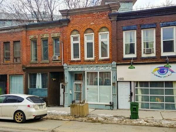 505 E Queen St, Toronto, ON M5A 1V1 (#C4381700) :: Jacky Man   Remax Ultimate Realty Inc.