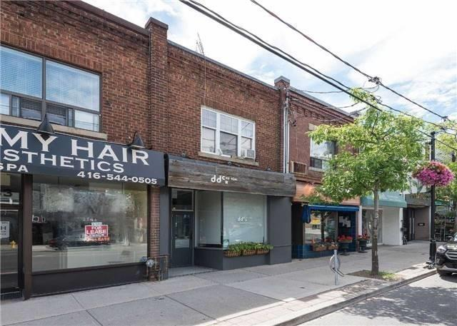 581 Mount Pleasant Rd, Toronto, ON M4S 2M5 (#C4385391) :: Jacky Man | Remax Ultimate Realty Inc.