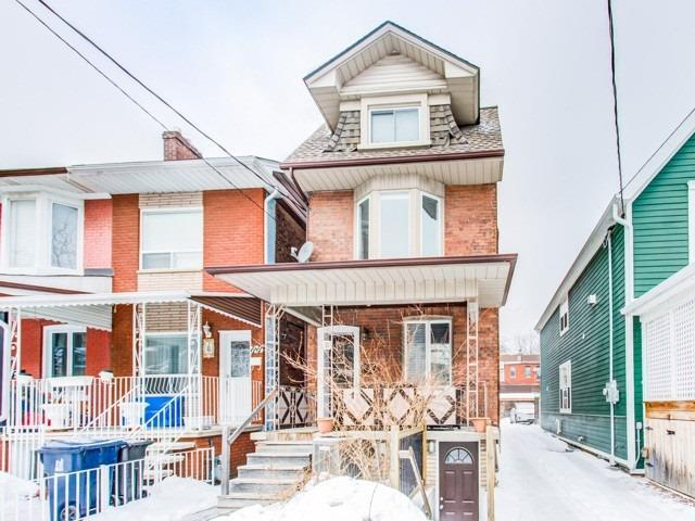 86 Follis Ave, Toronto, ON M6G 1S6 (#C4385950) :: Jacky Man   Remax Ultimate Realty Inc.