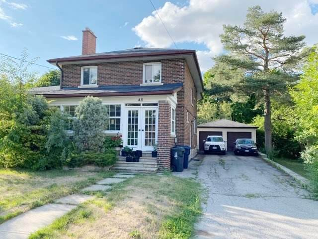 48 Johnston Ave, Toronto, ON M2N 1G8 (#C4852274) :: The Ramos Team