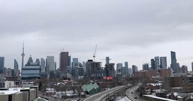 21 Lawren Harris Sq #703, Toronto, ON M5A 0T4 (#C5125611) :: The Johnson Team