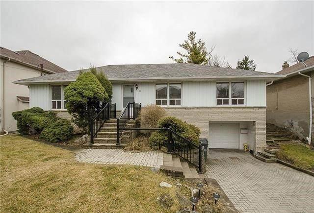 11 Winlock Park, Toronto, ON M2M 1Z1 (MLS #C5135345) :: Forest Hill Real Estate Inc Brokerage Barrie Innisfil Orillia