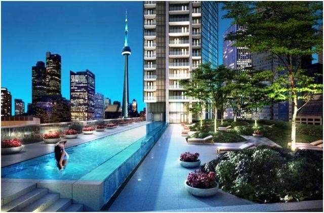 1 The Esplanade.. St #3609, Toronto, ON M5E 0A8 (MLS #C5280017) :: Forest Hill Real Estate Inc Brokerage Barrie Innisfil Orillia