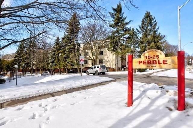 15 Pebble Bywy #83, Toronto, ON M2H 3J8 (#C5307865) :: The Ramos Team