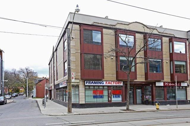 388 E Queen St #1, Toronto, ON M5A 1T3 (#C5309110) :: The Ramos Team