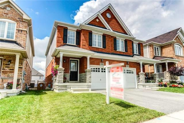 1388 Rennie St, Oshawa, ON L1K 0H1 (#E3883596) :: Beg Brothers Real Estate