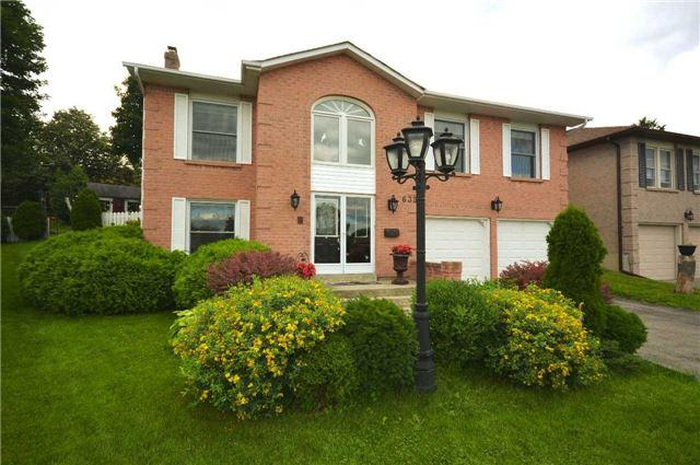 632 Dunrobin Crt, Oshawa, ON L1J 7P1 (#E3883705) :: Beg Brothers Real Estate