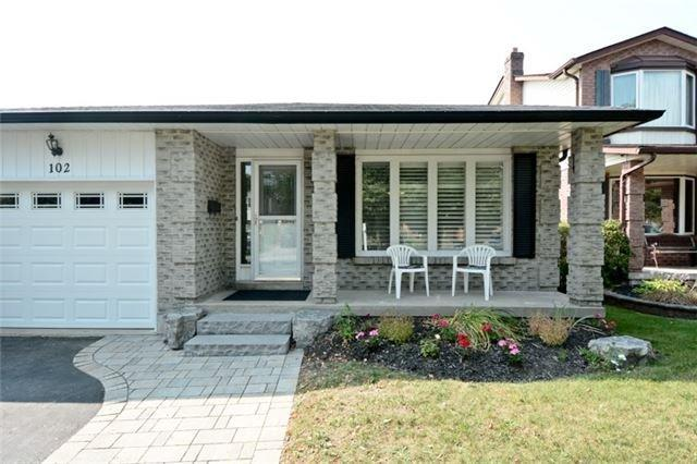 102 Homefield Sq, Clarington, ON L1E 1L1 (#E3934000) :: Beg Brothers Real Estate
