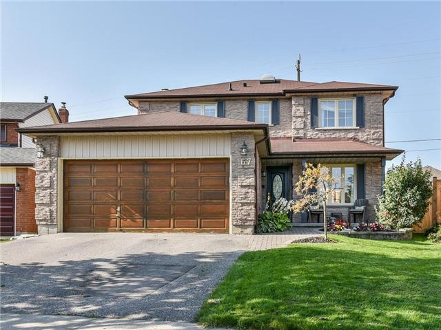 67 Barley Mill Cres, Clarington, ON L1C 4E9 (#E3935950) :: Beg Brothers Real Estate
