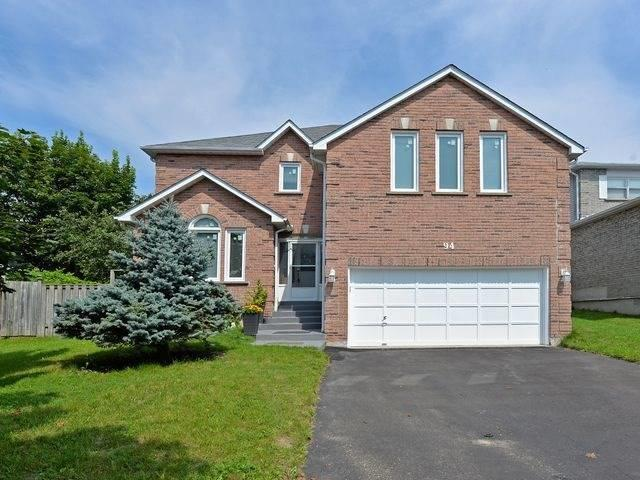 94 Fairmeadow Pl, Whitby, ON L1N 8V8 (#E3935976) :: Beg Brothers Real Estate