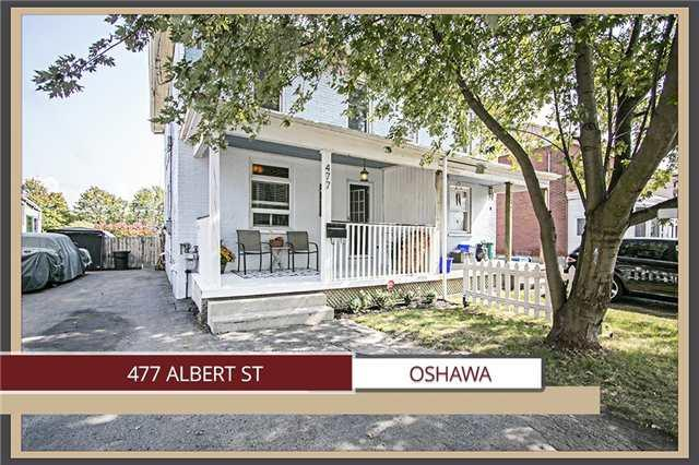 477 Albert St, Oshawa, ON L1H 4S7 (#E3936079) :: Beg Brothers Real Estate