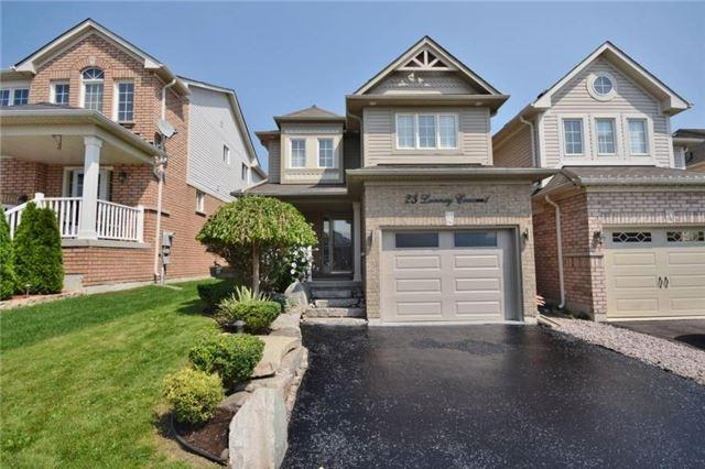 23 Lunney Cres, Clarington, ON L1C 3K2 (#E3936354) :: Beg Brothers Real Estate