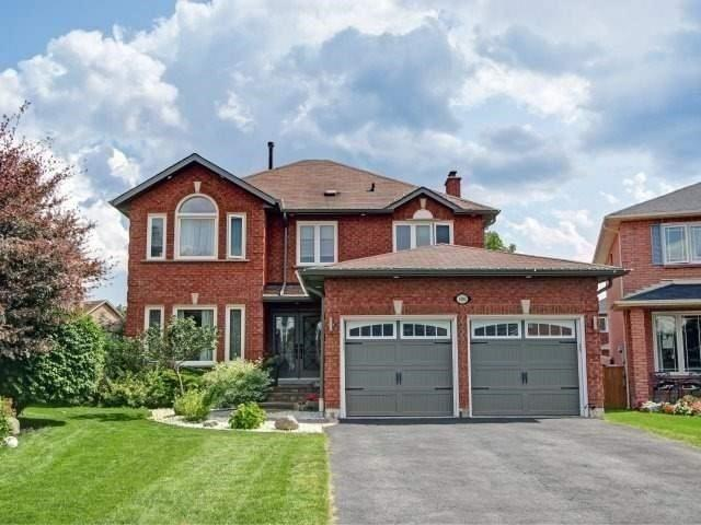 1303 Cornell Crt, Pickering, ON L1X 2P1 (#E3936396) :: Beg Brothers Real Estate