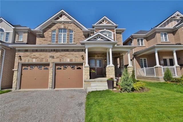 732 S Audley Rd, Ajax, ON L1Z 0P1 (#E3936398) :: Beg Brothers Real Estate
