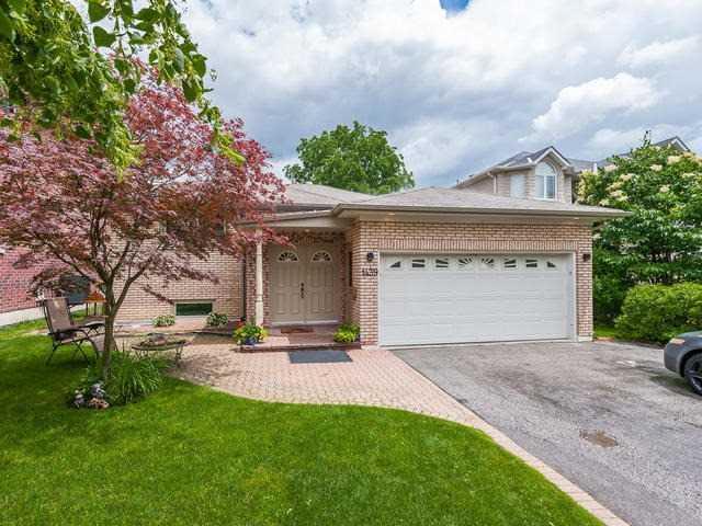 1439 Highbush Tr, Pickering, ON L1V 1N6 (#E3936697) :: Beg Brothers Real Estate