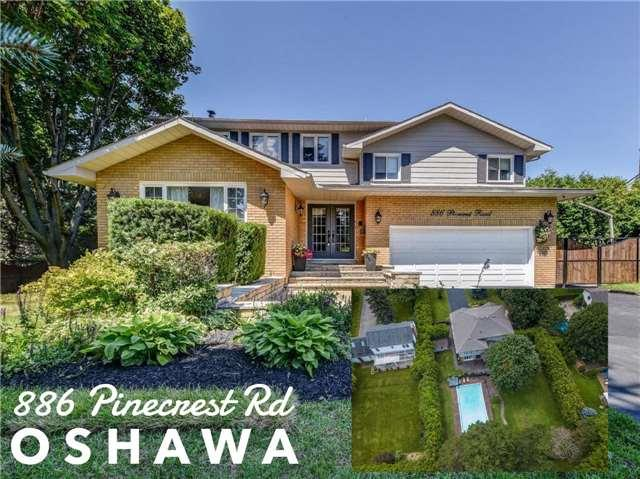 886 Pinecrest Rd, Oshawa, ON L1K 2B2 (#E3936848) :: Beg Brothers Real Estate
