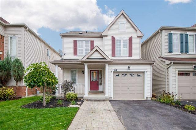 41 Teardrop Cres, Whitby, ON L1M 2P1 (#E3989575) :: Beg Brothers Real Estate