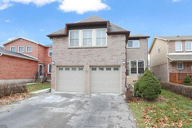 12 Wicks Dr, Ajax, ON L1Z 1C4 (#E3989839) :: Beg Brothers Real Estate