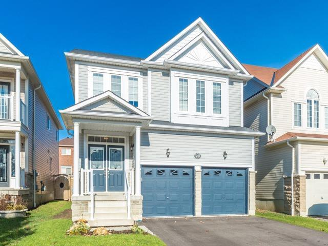 20 Shrewsbury Dr, Whitby, ON L1M 0C7 (#E3989930) :: Beg Brothers Real Estate