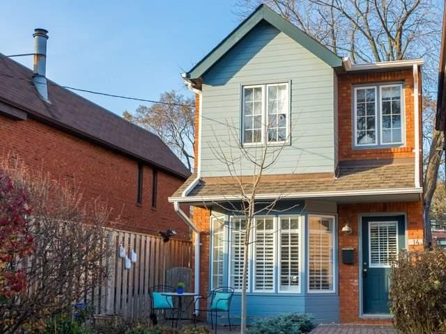 14 Buller Ave, Toronto, ON M4L 1C1 (#E3990023) :: Beg Brothers Real Estate