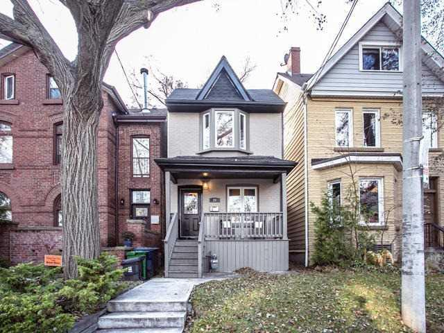 20 Howland Rd, Toronto, ON M4K 2Z6 (#E3990032) :: Beg Brothers Real Estate