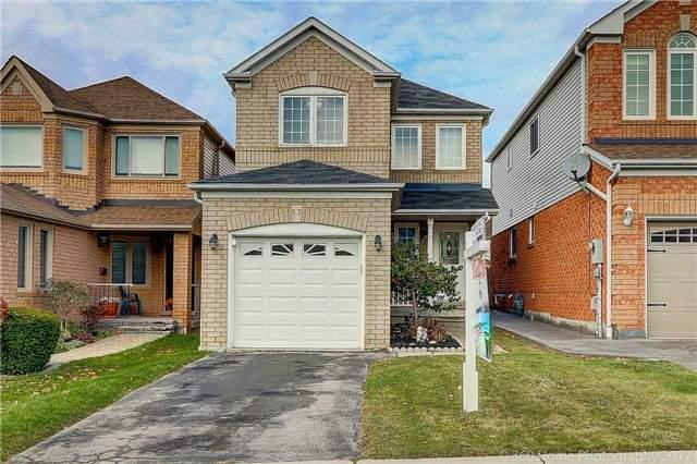 57 Epps Cres, Ajax, ON L1Z 1G2 (#E3990259) :: Beg Brothers Real Estate