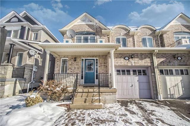 5 Hollier Dr, Ajax, ON L1Z 1S6 (#E4023423) :: Beg Brothers Real Estate
