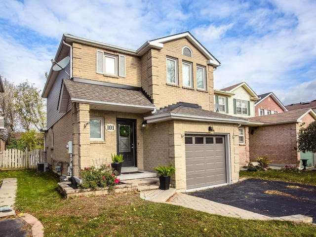 101 Turnberry Cres, Clarington, ON L1E 1B1 (#E4023580) :: Beg Brothers Real Estate