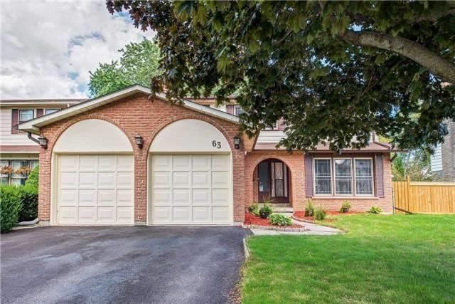 63 Rhonda Blvd, Clarington, ON L1C 3W3 (#E4023740) :: Beg Brothers Real Estate