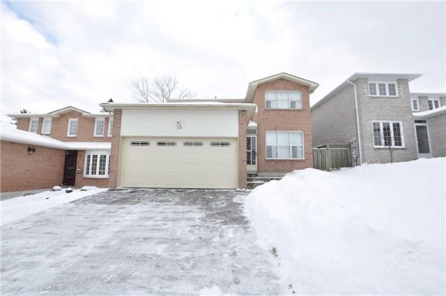 13 Chadwick Dr, Ajax, ON L1S 5W6 (#E4024036) :: Beg Brothers Real Estate