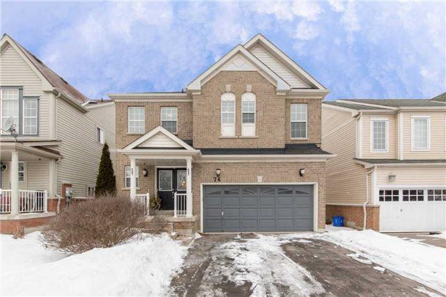 74 Vipond Rd, Whitby, ON L1M 2P2 (#E4024508) :: Beg Brothers Real Estate