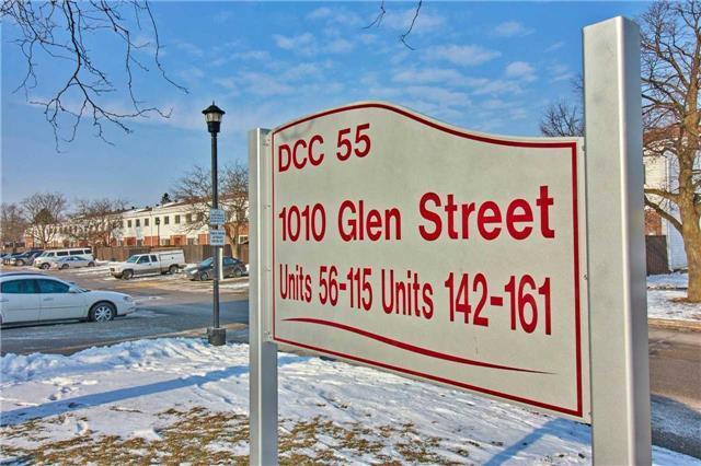 1010 Glen St #87, Oshawa, ON L1J 6J2 (#E4024704) :: Beg Brothers Real Estate