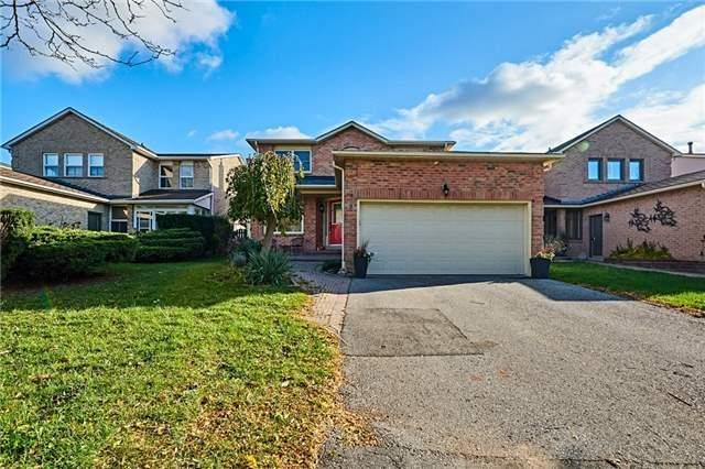 5 Bird Cres, Ajax, ON L1S 5C1 (#E4046271) :: Beg Brothers Real Estate