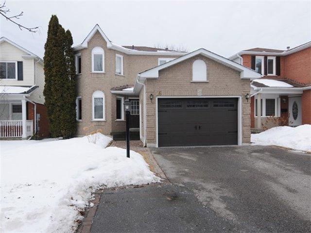 16 Meredith Crt, Clarington, ON L1E 2V9 (#E4046302) :: Beg Brothers Real Estate
