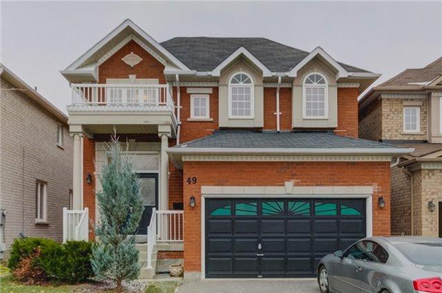 49 Stammers Dr, Ajax, ON L1T 0L5 (#E4046839) :: Beg Brothers Real Estate