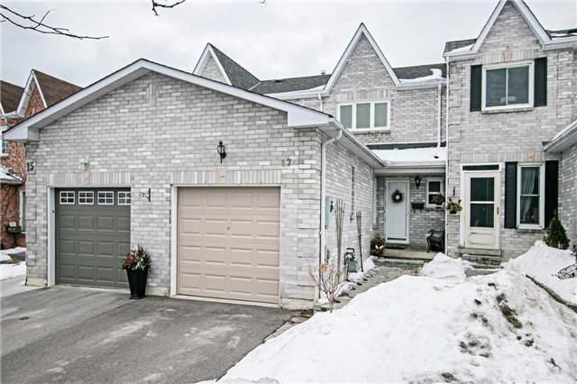 17 Hughes Cres, Ajax, ON L1T 3P9 (#E4047045) :: Beg Brothers Real Estate