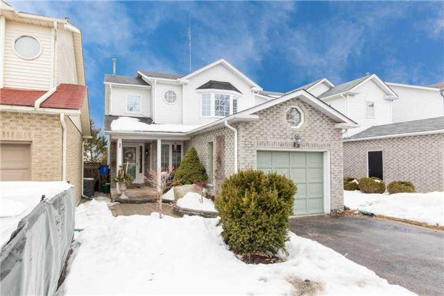 43 Windham Cres, Clarington, ON L1E 1Y3 (#E4047202) :: Beg Brothers Real Estate
