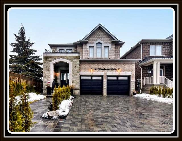 153 Braebrook Dr, Whitby, ON L1R 0M9 (#E4047489) :: Beg Brothers Real Estate