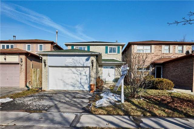33 Charlton Cres, Ajax, ON L1S 4B7 (#E4047588) :: Beg Brothers Real Estate