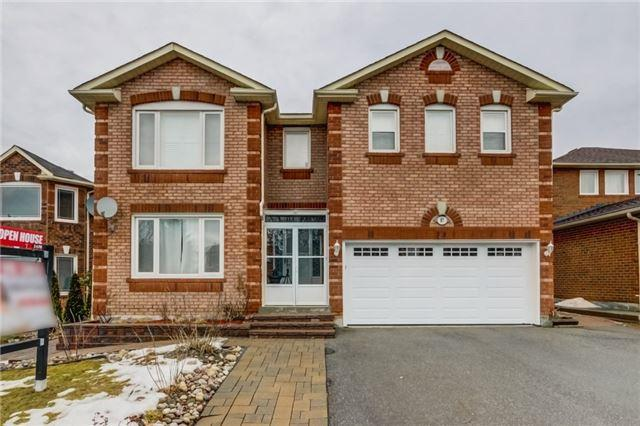 87 Wilce Dr, Ajax, ON L1T 3K3 (#E4047632) :: Beg Brothers Real Estate