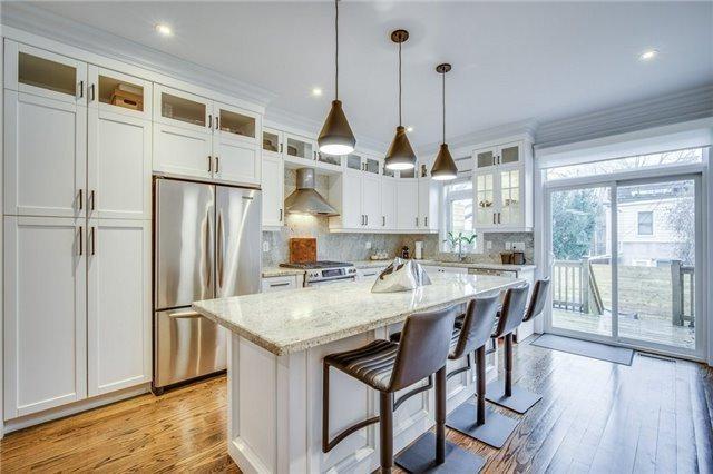 216B Hamilton St, Toronto, ON M4M 2E2 (#E4047684) :: Beg Brothers Real Estate