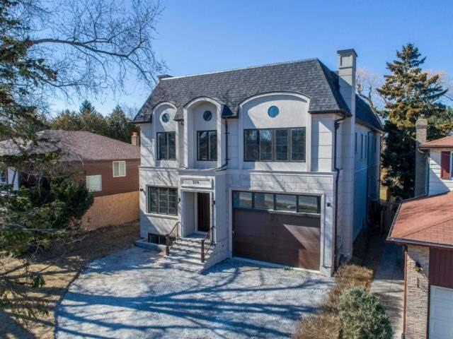 570 Oakwood Dr, Pickering, ON L1W 2M7 (#E4073701) :: Beg Brothers Real Estate
