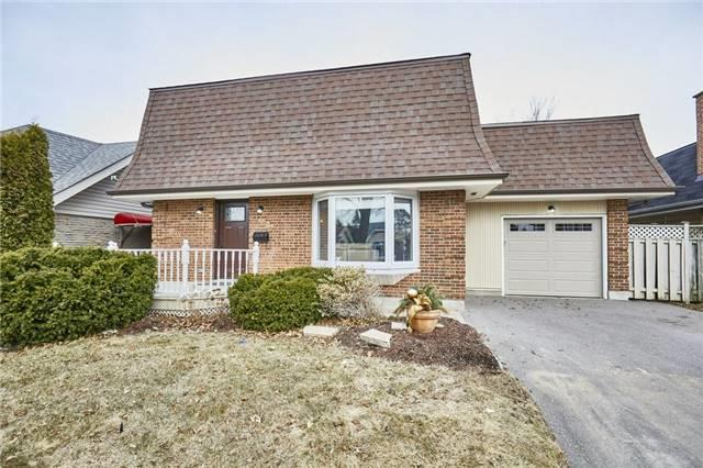 124 Calais St, Whitby, ON L1N 5M2 (#E4094379) :: Beg Brothers Real Estate