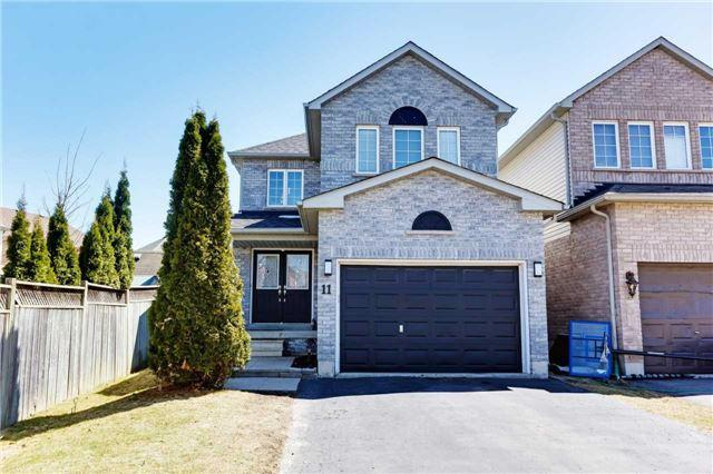 11 Lownie Crt, Clarington, ON L1C 5C8 (#E4105789) :: Beg Brothers Real Estate